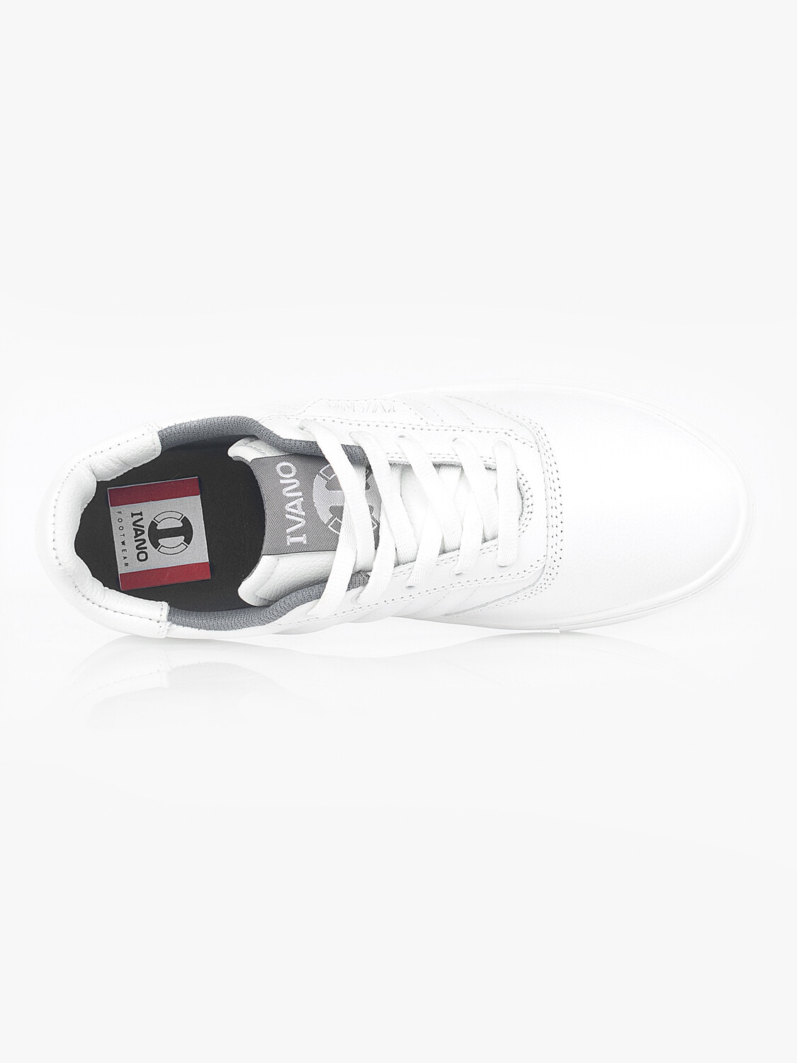 Low Floter A2 - White